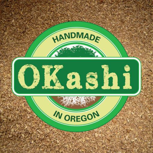 Premium OKashi made by Oregons Green