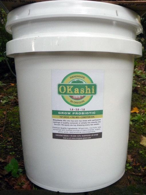 5 Gallon Size OKashi