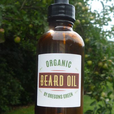 organic beard oil made by oregons-green.com